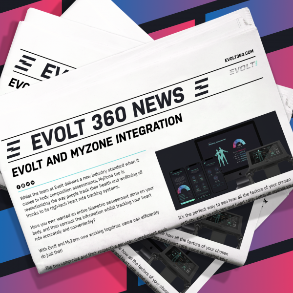 Evolt and Myzone