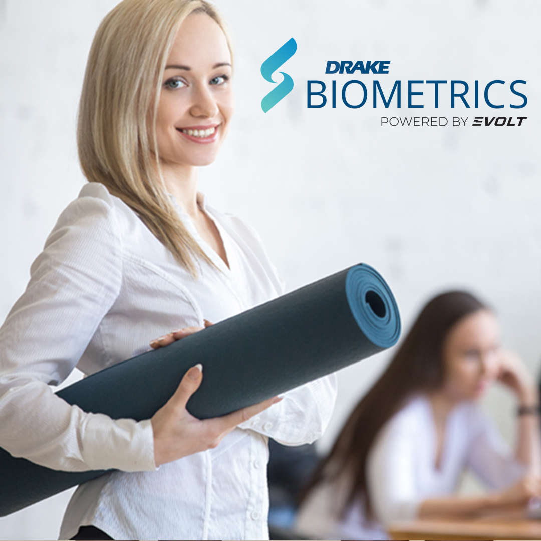 Drake Biometrics Powered by Evolt