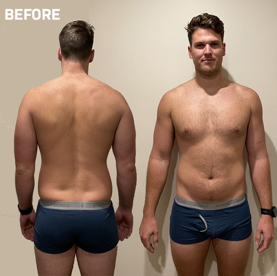 Jordan Rowley Before Transformation